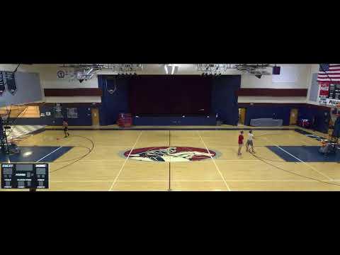 Fellowship Christian vs. Mount Pisgah Christian School Womens' Volleyball