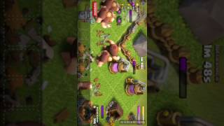 Clash of clans / dino online