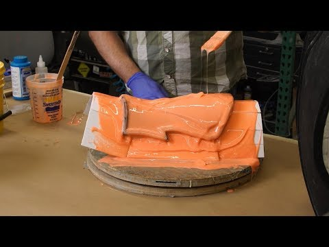 How To Make a Silicone BrushUp Mold!