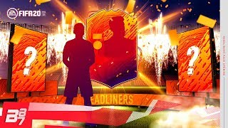 INSANE HEADLINER PACKED! HEADLINERS PACK OPENING! | FIFA 20 ULTIMATE TEAM