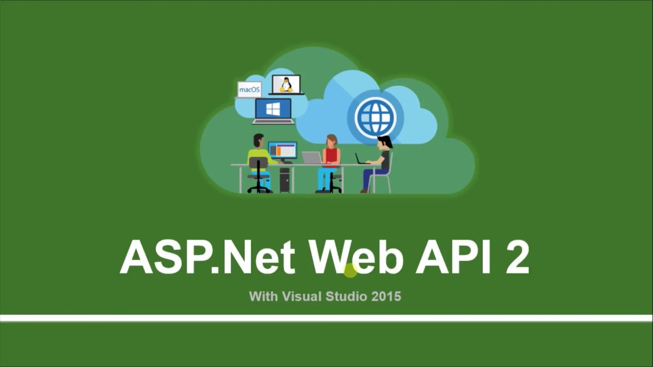 Building your first web api with asp. Net core mvc and visual.