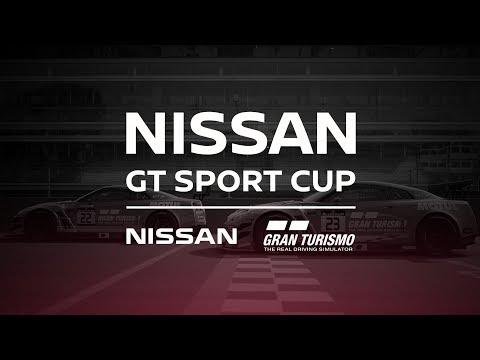 NISSAN GT SPORT CUP FINAL // LIVE FROM CIRCUIT DE BARCELONA-CATALUNYA