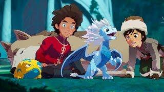 Принц драконов (2 сезон) — Русский трейлер (2019)