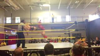 Fuego Del Sol vs. Sammy Guevara vs. Andy Dalton vs. Ultra Phoenix Highlights (IWR)