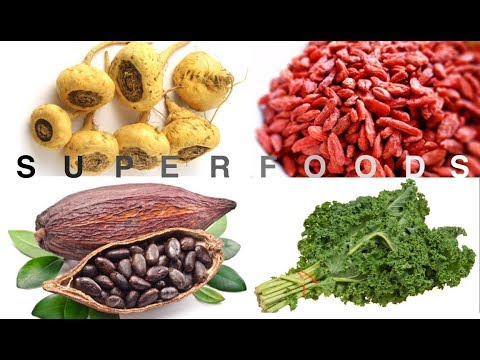 Are Superfoods and Super-Supplements Necessary?