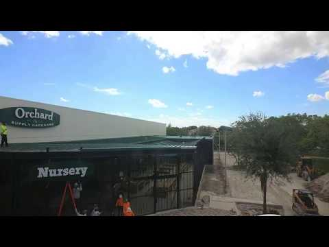 OSH - Delray Beach, FL Time Lapse Video Image