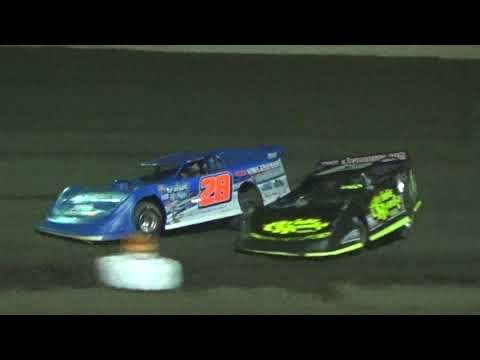 2018 LaSalle Speedway Thaw Brawl Friday Late Model Heat 1