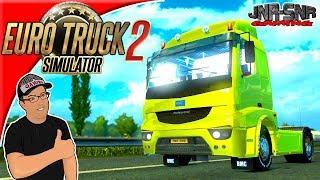 Euro Truck Simulator 2 Mods BMC Pro 827 Mod Review
