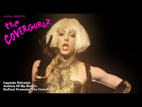 RuPaul Presents: The Gurlz  Laganja Estranja Jealous of My Boogie Music