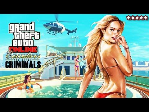 NEW GTA 5 DLC BLOWOUT!! - Buying & Customizing! - GTA 5 EXECUTIVES DLC