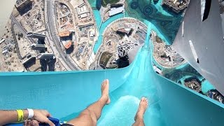 top 5 most dangerous waterslides you wont believe exist