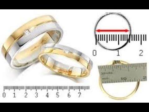كيفية معرفة مقاس الخاتم والدبلة بالمنزل 3 طرق سهلة و بسيطة How To Measure Ring Size At Home Youtube