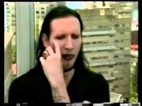 MARILYN MANSON'S GREATEST INTERVIEW MOMENTS