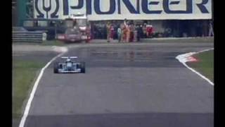 Monza 1994 JJ Lehto on Saturday