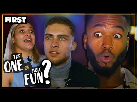 JAYH tovert ONZEKERE JONGEN om tot CHICK MAGNET - The One or Just Fun?  | FIRST