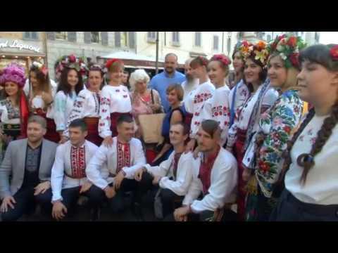 5Канал: Фонд Ігоря Янковського та Держкіно провели в Римі Дні українського кіно