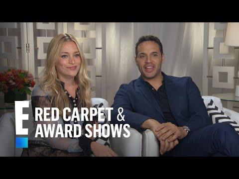 "Piper Perabo & Daniel Sunjata Dish on ABC's ""Notorious"" | E! Live from the Red Carpet"