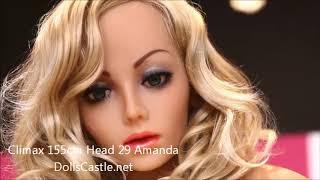 Climax 155cm Head 29 Amanda Sex Doll