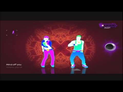 Just Dance 3   Dance Mashup  Promiscuous