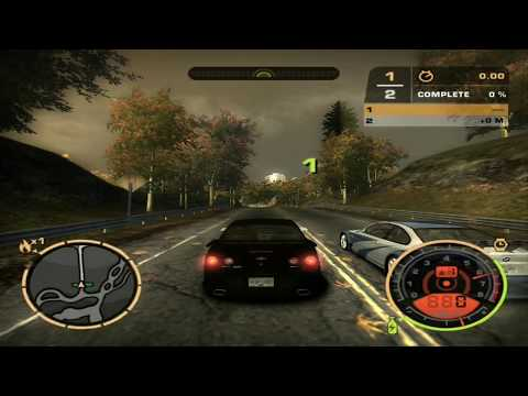 Need For Speed Most Wanted: Cobalt SS vs Razor (HD) 2015
