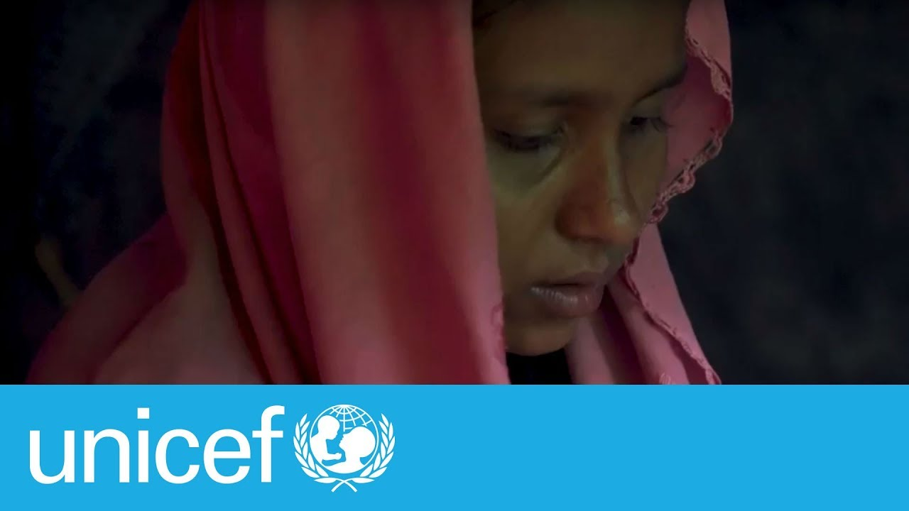 Image result for Family killed & married at 13 - reality for Rohingya refugees | UNICEF