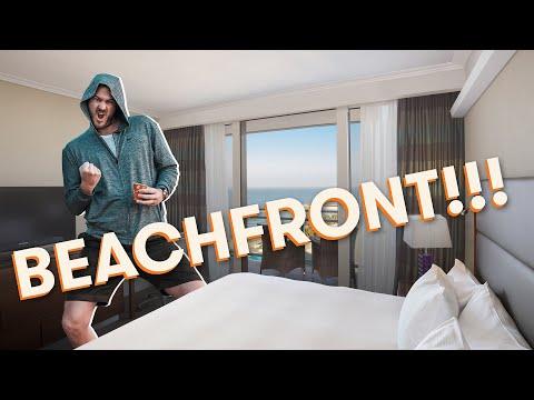 Hilton Tel Aviv Review | INCREDIBLE Beachfront Hotel ON POINTS