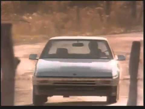 Subaru XT Coupe Funny Commercial Classic Vortex Alcyone XT6 AWD