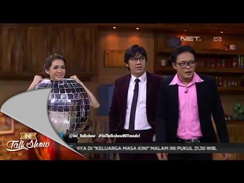 Ini Talk Show - 21 September 2014 Part 4/4 - Bedu, Devi Permatasari dan Aisyah Aziz
