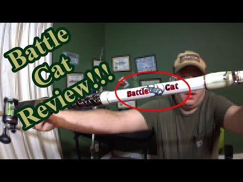 Okuma Battle Cat Review | This Is One Awesome Trophy Catfish Rod!