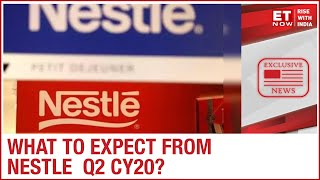 Nestle to announce Q2 CY20 today; What should we expect?