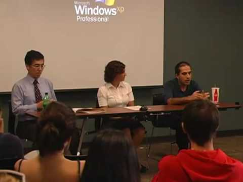 """Brown Bag Discussion: """"Adnan's Voice: The Struggle to Bring Free Thought to Azerbaijan"""""""