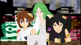 Kid Icarus Enlightenment Trailer (Fan-Game)