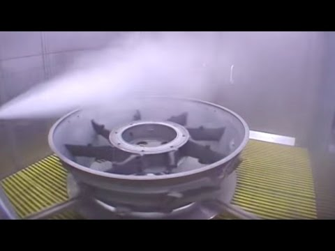 Water jet Stripping (Coating Removal) - Progressive Surface