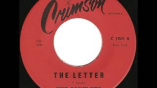 Camelots - The Letter - Excellent Philadelphia Doo Wop Ballad