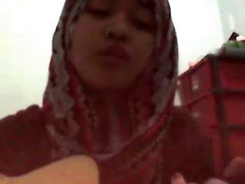 Rindu setengah mati- D'masiv cover by Chiqa Ayub