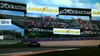 the new gt5 ai rules fighting for lead f1 race