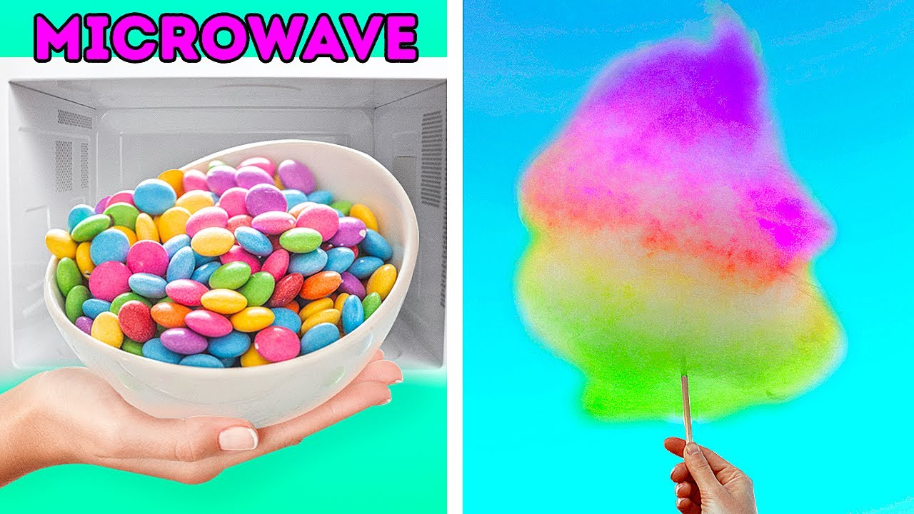 RAINBOW DESSERTS || SWEET IDEAS FOR YOUR CANDY BAR
