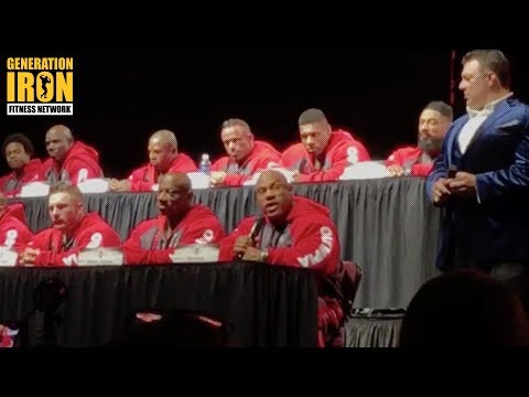 "Phil Heath: ""Kai Greene Doesn't Matter Right Now"" 