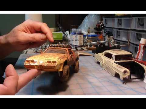 Scale Model Tips Tricks Youtube