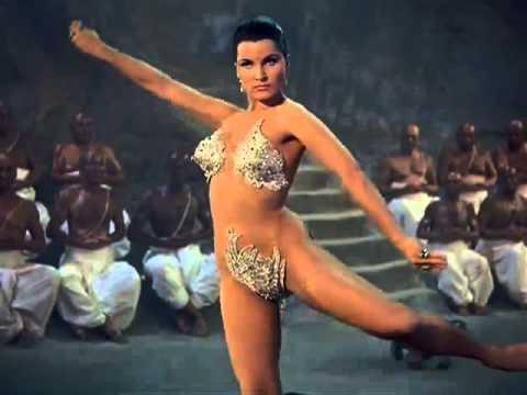 Nude indian dance - 4 2