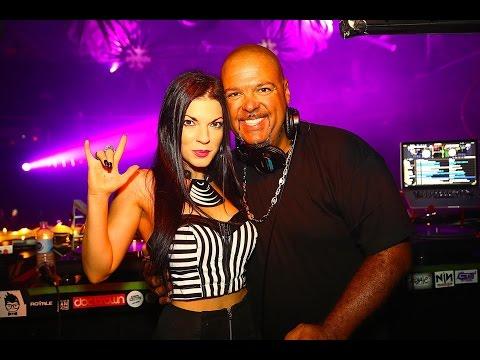 Kat Lane DJ Laz Passion Nightclub