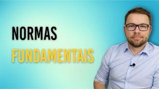 NOVO CPC - NORMAS FUNDAMENTAIS