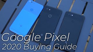 Google Pixel Buying Guide - 2019 (which Pixel should you buy?)