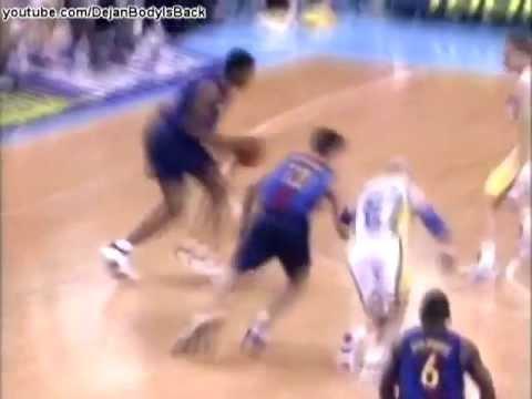 Juan Carlos Navarro Vs Real Madrid [19 Years Old] (2000 ACB Finals GM 2)
