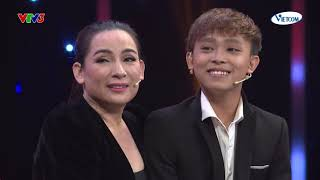 Khoảnh khắc dễ thương vô đối của mẹ con Phi Nhung-Hồ Văn Cường | Tối Chủ Nhật Vui Vẻ tập 5