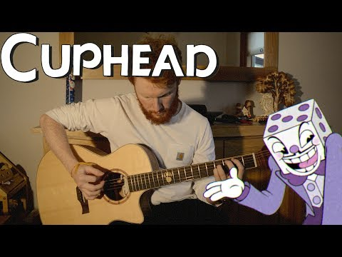 Cuphead OST: Die House Mr King Dice Theme  Kristofer Maddigan  Guitar   CallumMcGaw