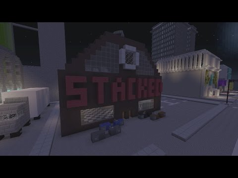 Minecraft Gotham City: The Stacked Deck