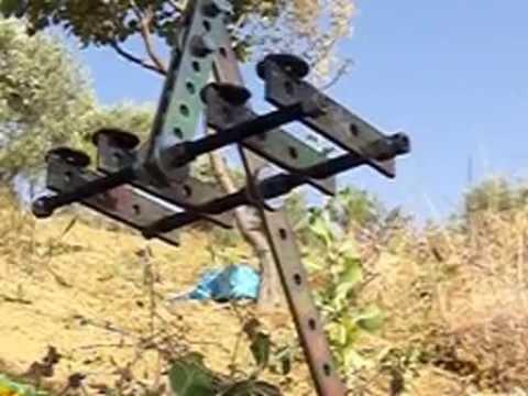 Carabina aria compressa vs bersaglio esplosivo doovi for Rastrelliera per fucili softair