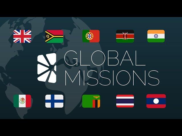 Missions Night - Joseph Pauley