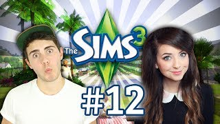 Designing Our House | Sims With Zoella #12